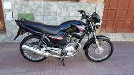 VENDO YAMAHA YBR 125cc