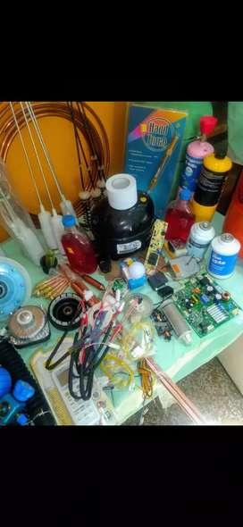 Repuestos para refrigeración y lavadoras rodadero Santa Marta