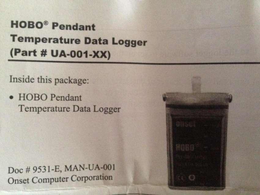 Data Logger Medidor De Temperatura 4 Con Estuche