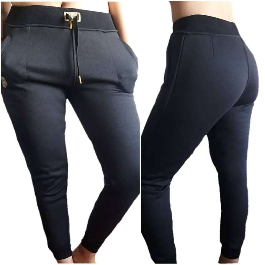 pago contra entrega, pantalón algodón en licra talla M-L-XL 0