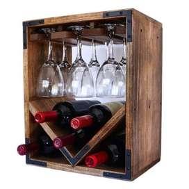 Cava de vinos vintage