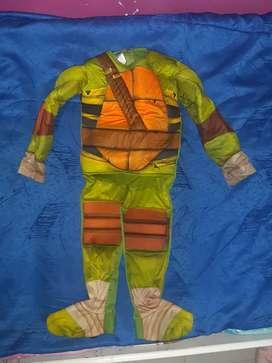Disfraz de las tortugas ninjas