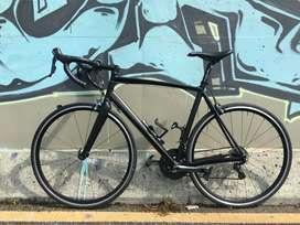 Bicicleta GW Lumen + rodillos prodalca