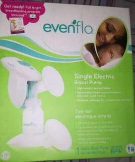 Extractor de leche eléctrico Evenflo