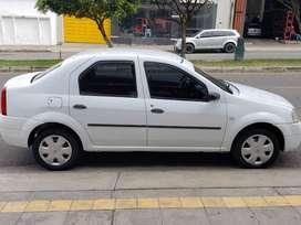 Renault logan 2007 vidrios eléctricos aire acondicionado verlo es comprarlo