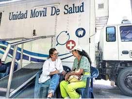 UNIDAD MOVIL DE SALUD MEDICA & ODONTOLOGICA