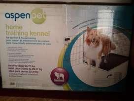 Jaula Kennel para Mascotas Medianas Usa