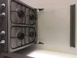 Vendo estufa 4 puestos
