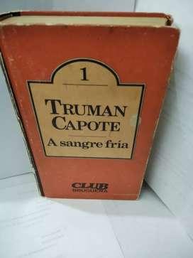 A Sangre Fría autor Truman Capote