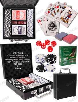 Ser de Poker