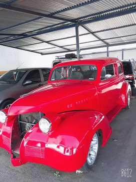 Chevrolet 1939 Sedan 2 Puertas