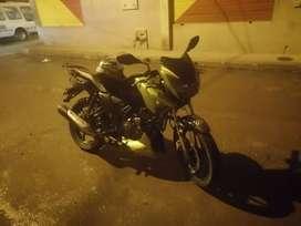 Vendo hermosa moto apache