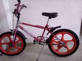 Bicicleta BMX especial Acrobacia UNICA DE COLECCION