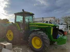 Se vende tractor John Deere serie 8410