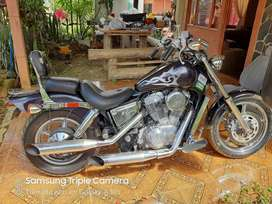 Honda shadow vt spirit 1100cc