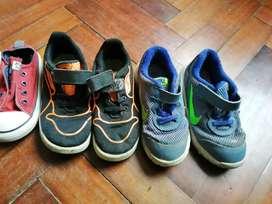 Vendo zapatillas de niños