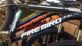 Nuevas Fire Bird Adventure aluminio
