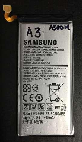 Bateria original Samsung A3