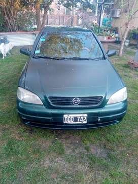 Vendo Chevrolet Astra gl 1.8 listo para transferir