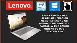 Lenovo laptop touch
