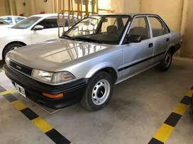 Toyota Corolla XL 1993 - made in Japan
