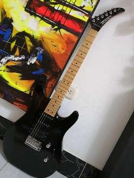 Guitarra eléctrica PEAVEY tracer made in USA años 90 schecter jackson ltd esp ibañez ibanez