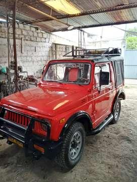 Vendo Suzuki SJ 410