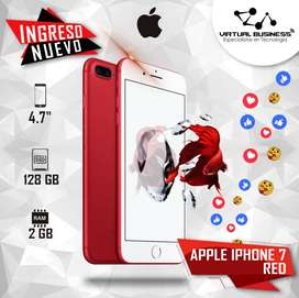 "IPHONE 7 ""RED"""