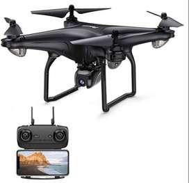 NUEVO Dron Potensic D58, cámara 1080P, 5G WiFi, transmisión en vivo, Quadcotper, retorno automático