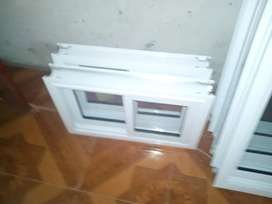 Ofertas en Aberturas de aluminio 1x1 a. 4300 y ventiluz 40 x60 a 2200