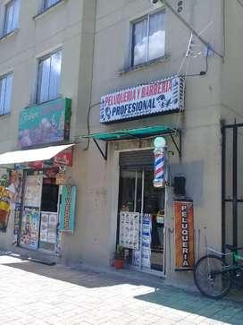 Vendo local de peluqueria