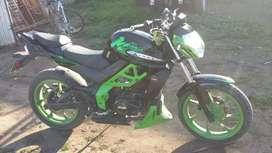 Moto RVM jawa250