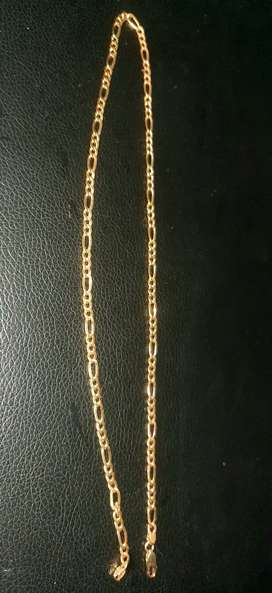 Se vende cadena de oro