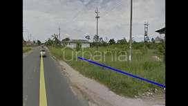 Terreno en Carretera Iquitos - Nauta km 1.5 - 00556