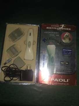 Máquina de cortar pelo  PAOLi