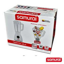 Licuadora Samurai Optimix Plus Original
