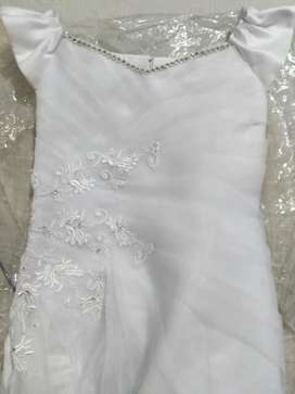 Vestido de Niña Talla 10 Elegante