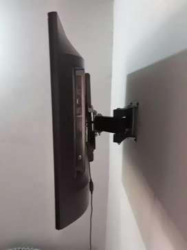 Soportes giratorios para televisores
