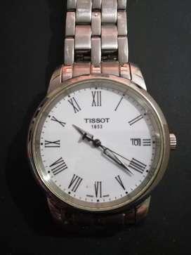 Reloj Tissot clásico. Como Nuevo. Batería reciente