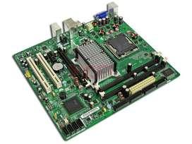 vendemos repuestos de computadoras placas madres fuentes de poder discos duros todo ok funcionando perfectamente