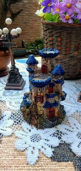Oferta!! adorables castillos de adorno