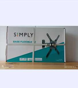 Base de brazo flexy para TV