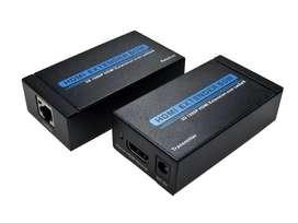 EXTENDER HDMI 60MTS Extensor de Video HDMI