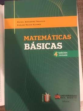 Matematicas basicas 4ta edicion revisada Rafael Escudero Trujillo y Carlos Rojas Alvarez