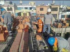 Busco trabajo como ayudante de construcción