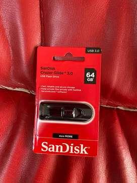 USB DE 64GB  3.0   SANDISK