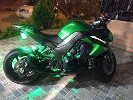 Se vende moto kawasaki z1000 full, Papeles al dia