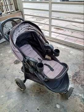 combo de coche para bebe mas el corral de bebe