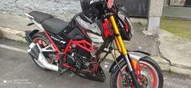 VENDO CAMBIO MOTO SHINERAY SPORT R año 2021 con 250 cc. NUEVA