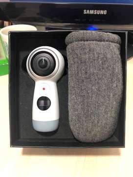Vendo Samsung Gear 360 Sm-r210 Vr 2017 Cámara De Realidad Virtual
